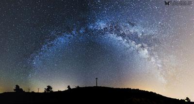 Panorámica Vía Láctea