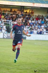 Coruxo FC-RC Celta de Vigo. Iago Aspas.