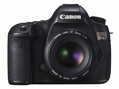 Disponibilidad Canon EOS 5DS y 5DS R