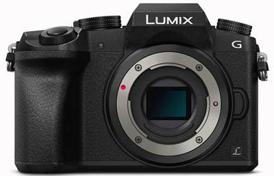 Nueva Panasonic Lumix DMC-G7KEC-K