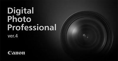 Canon actualiza su sofware de edición RAW, Digital Photo Professional (DPP) a la versión 4.3.0.
