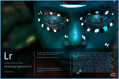 Adobe Lightroom 2015.3