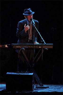 Tributo a Leonard Cohen – A tribute to Leonard Cohen
