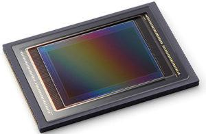 Venta de sensores CMOS a lo largo de los años