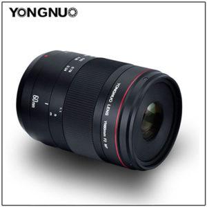 Nuevo Yonguo YN 60mm F2 MF macro