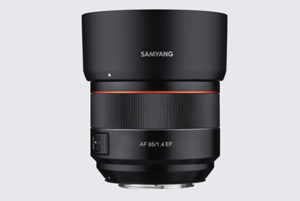 Nuevo Samyang 85 F1.4 EF