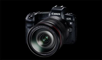 Nueva Canon EOS R y nuevos objetivos EF